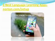 5 Best Language Learning Apps- norton