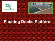 Floating Docks Platform