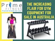 Treadmill Online Australia that you can buy from our online store