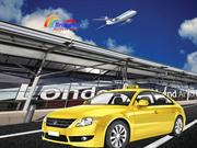 Hire London Luton Airport Taxi Transfer Services at Luton Airport