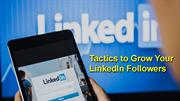 Tactics to Grow Your LinkedIn Followers Faster
