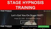 How to Learn Stage Hypnosis | Hypnosis Training Online