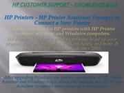 HP Customer Support – Knowle