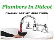 Plumbers In Didcot