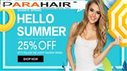 Best Human Hair Extensions All The Way From Para Hair
