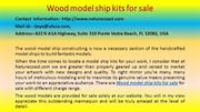 Little Known Ways to wood model ship kits for sale