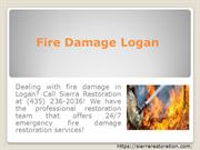 Flood Damage Repair Logan