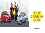 Best Cars In India