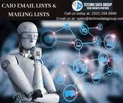 CAIO Email List & Mailing List