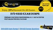 Download VMware 2V0-622D Exam Dumps and PDF by Exam4Help
