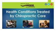 Health Conditions Treated by Chiropractic Care