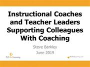 Region 13 June 27, 2019 Coaches BO