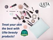 Treat your skin the best with Ulta beauty products!