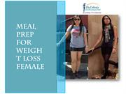 Blood test diet for weight loss:  Suggested by Dr. Cohen