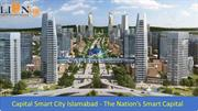 Capital Smart City Islamabad - The Nation's Smart Capital