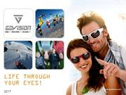 HD Video Recording Sunglasses | GoVision® | Royale unisex glasses