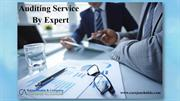 Financial Auditing Services