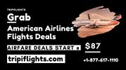 Exclusive Deals on American Airlines Flights Tickets - Must See!