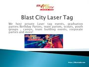 Laser Tag Game in Los Angeles for Fun, Event, Party?