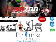 Purchase the world-recognized brand of fitness equipment online