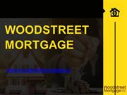 Refinance Mortgage Bad Credit With Woodstreet Mortgage