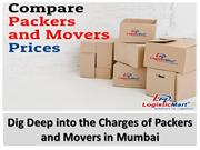 Dig Deep into the Charges of Packers and Movers in Mumbai