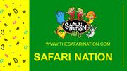 The Safari Nation | Indoor Birthday Party Place For Kids