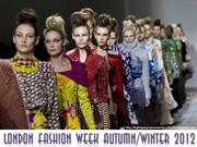 London Fashion Week Autumn/Winter 2012