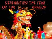 Celebrating the Year of the Dragon