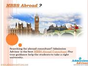 MBBS Abroad Consultant | MBBS Consultant in Delhi