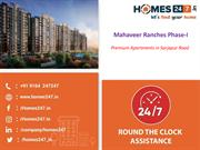 Mahaveer Ranches Phase -1