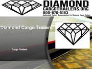 Lowest Prices on Diamond Trailers
