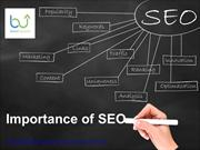 Importance of SEO for your business|SEO services|Brandupword