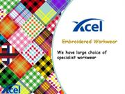 Embroidered Workwear -Xceluk