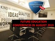 Future Education Conference in August 2019