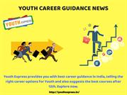 Youth Career Guidance News