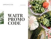 Waitr promo codes july 2019 - 18promo