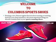 Columbus Sports Shoes For Men, women And Women