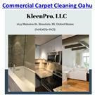 Commercial Carpet Cleaning Oahu