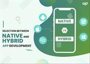 Selection Between Native and Hybrid App Development