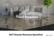Flood Damage Restoration Melbourne - Flood Response