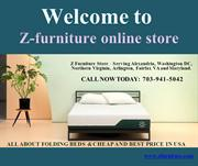 Best Folding beds with low price in USA  Zfurniture store only