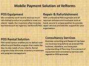 Mobile Payment Solution at Velforms