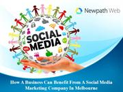 How A Business Can Benefit From A Social Media Marketing Company in Me
