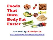 Healthy Diet food for weight loss