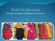Fashion clothing and accessories for women