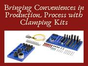 Original and best CMM Clamping Kits to fulfill your industrial need