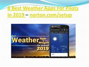 6 Best Weather Apps For Pilots in 2019