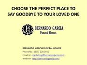 FUNERAL HOME MIAMI - CHOOSE THE PERFECT PLACE TO SAY GOODBYE TO