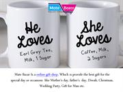 Surprise your loved ones with personalized gifts from Mate bazaar